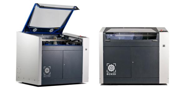 Máquina láser de grabado y corte BCN3D Ignis