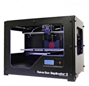 Impresoras 3D Makerbot Replicator 2