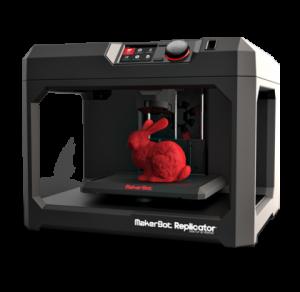 Impresoras 3D Makerbot Replicator 5
