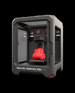 Makerbot impresora 3d replicator mini de impresi n 3d i for Impresora 3d laser