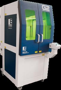 Máquina láser para marcar metal Epilog G2 galvo