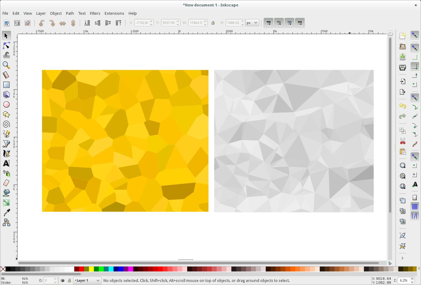 Diseño 2D básico con Inkscape