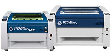 Máquinas láser de grabado y corte Epilog Fusion series