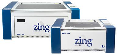 Máquinas láser Epilog Zing series