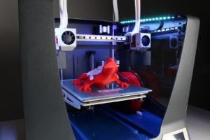 Impresión 3D dual Draudi BCN3D