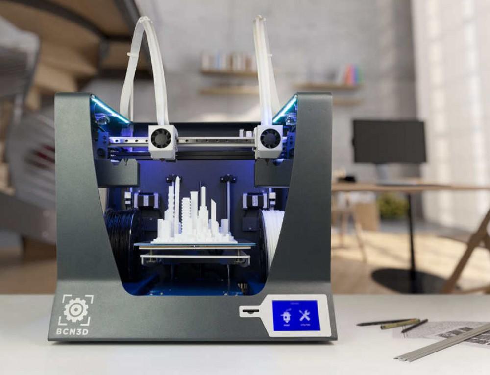 Sistemas de extracci n y filtros para impresoras 3d for Impresora 3d laser