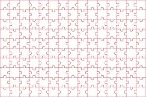 Puzzles Grabados Y Cortados Con Láser Laser Project