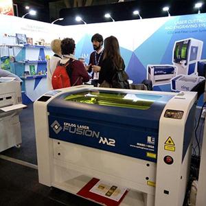 Laser Project en C!print Madrid