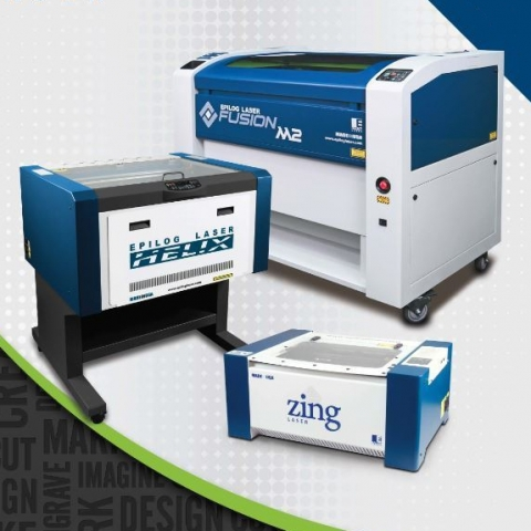 Maquinas de grabado y corte laser Epilog