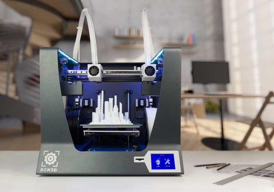 Impresora 3D BCN3D Sigma