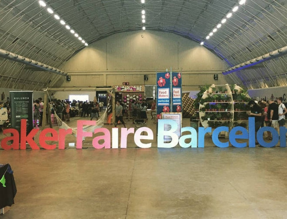 Resumen Maker Faire Barcelona 2017