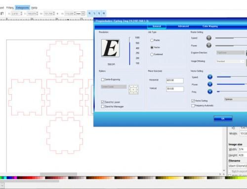 Cómo cortar con láser desde Inkscape