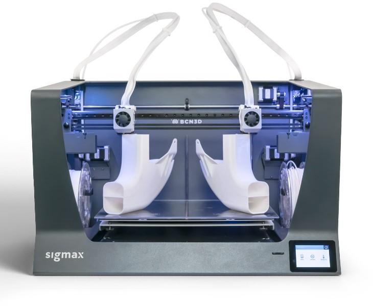 Impresora 3D SigmaX BCN3D Technologies