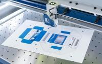 Corte láser packaging cartón impreso