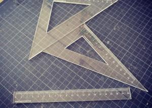 Regla de metacrilato Laser Project