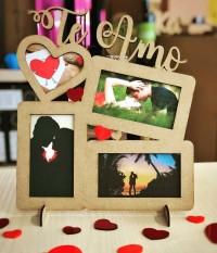 Marco de fotos de DM para San Valentín