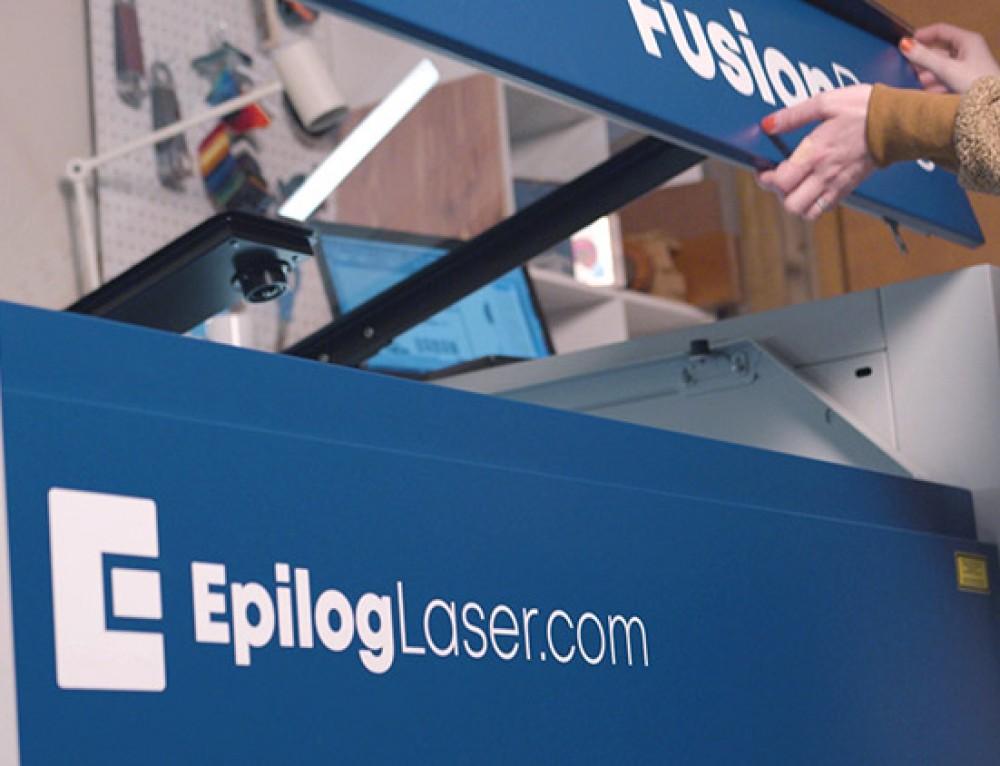 Nuevas máquinas láser Epilog Fusion Pro en FESPA