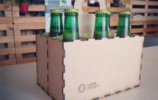 Grabado y corte laser en madera