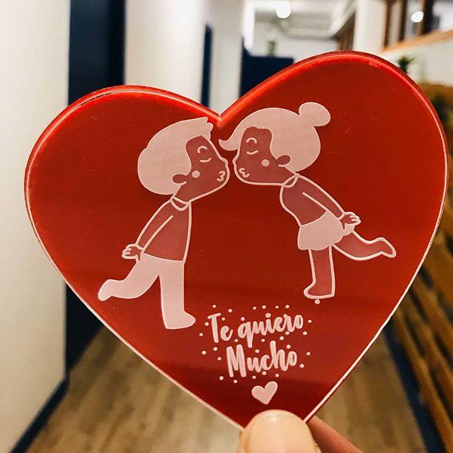 Regalo personalizado San Valentín