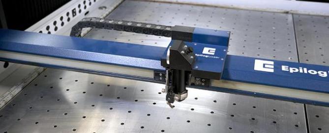 grabado laser en metal maquina Laser Project Epilog