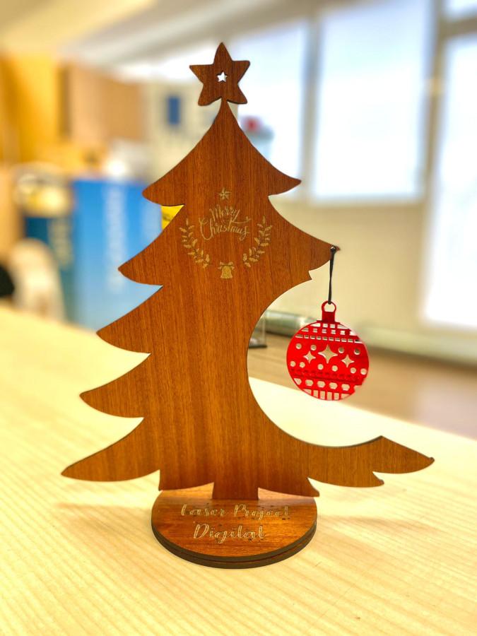 Arbol Navidad decorativo