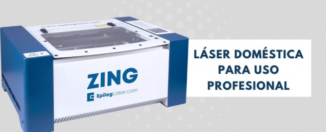 láser doméstica para uso profesional laser project